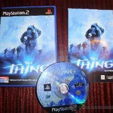 Videojuegos y Consolas: PS2 -THE THING -PLAYSTATION. Lote 23419287