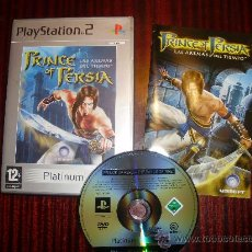 Videojuegos y Consolas: PS2 -PRINCE OF PERSIA -LAS ARENAS DEL TIEMPO -PLAYSTATION. Lote 23568913
