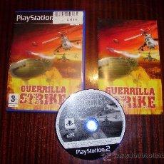 Videojuegos y Consolas: PS2 - GUERRILLA STRIKE -PLAYSTATION. Lote 133516167
