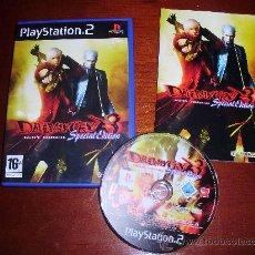 Videojuegos y Consolas: PS2 -DEVIL MAY CRY 3 SPECIAL EDITION -PLAYSTATION. Lote 23569139