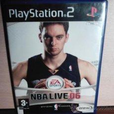 Videojuegos y Consolas: NBA LIVE 06 - PLAYSTATION 2. Lote 26373834