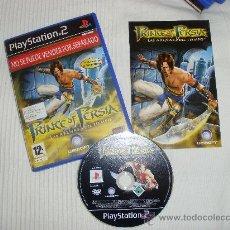 Videojuegos y Consolas: PS2 -PRINCE OF PERSIA -LAS ARENAS DEL TIEMPO -PLAYSTATION. Lote 24030577