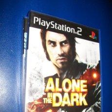 Videojuegos y Consolas: PS2 PLAYSTATION 2 - ALONE IN THE DARK - PRECINTADO. Lote 24110971