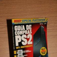 Videojuegos y Consolas: GUIA VIDEOJUEGOS PLAYSTATION 2. Lote 25079466
