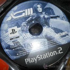 Videojuegos y Consolas: XGIII: EXTREME G RACING , JUEGO ORIGINAL PARA PS2. Lote 25259473
