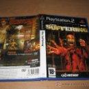 Videojuegos y Consolas: THE SUFFERING PARA PS2 PAL ESPAÑA COMPLETO MIDWAY. Lote 25957188