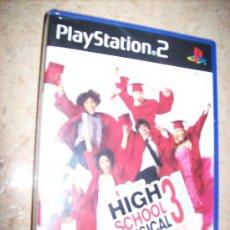 Videojuegos y Consolas: DISNEY HIGH SCHOOL MUSICAL 3 - DANCE - FIN DE CURSO - PLAYSTATION 2 - PS2 - PRECINTADO. Lote 26507842