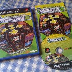 Videojuegos y Consolas: MIDWAY ARCADE TREASURES 2 JUEGO PARA SONY PLAYSTATION 2 PS2 PAL COMPLETO. Lote 26597183