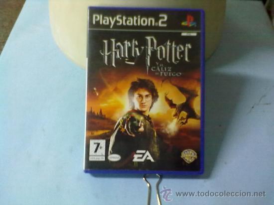 Juego Ps2 Harry Potter Y El Caliz De Fuego Comprar Videojuegos Y