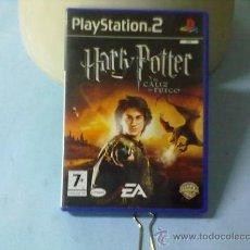 Videojuegos y Consolas: JUEGO PS2 HARRY POTTER Y EL CALIZ DE FUEGO . Lote 29166639