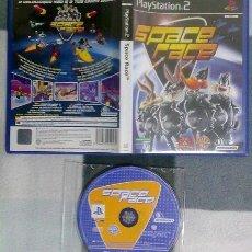 Videojuegos y Consolas: PS2 PLAY STATION 2 JUEGO SPACE RACE. Lote 29558078