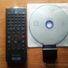 Videojuegos y Consolas: MANDO A DISTANCIA DVD SONY PLAYSTATION 2 (ORIGINAL) - SIN ESTRENAR. Lote 29810878