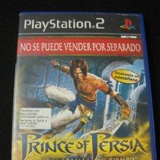 Videojuegos y Consolas: PLAYSTATION 2 - PRINCE OF PERSIA - LAS ARENAS DEL TIEMPO. Lote 30996801