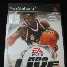 Videojuegos y Consolas: PLAYSTATION 2 - NBA LIVE 2002. Lote 30996813