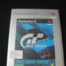 Videojuegos y Consolas: PLAYSTATION 2 - GRAN TURISMO CONCEPT 2002 TOKYO-GENEVA. Lote 30996913