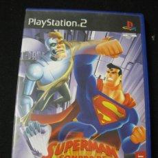 Videojuegos y Consolas: PLAYSTATION 2 - SUPERMAN SOMBRA DE APOKOLIPS. Lote 33079978