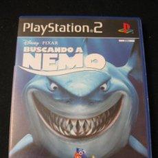 Videojuegos y Consolas: PLAYSTATION 2 - BUSCANDO A NEMO. Lote 33080099