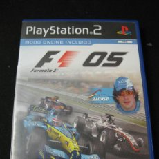 Videojuegos y Consolas: PLAYSTATION 2 - FORMULA ONE 05. Lote 33080281