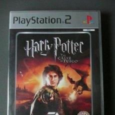 Videojuegos y Consolas: HARRY POTTER Y EL CALIZ DE FUEGO - PS2 - PLAYSTATION 2 -. Lote 31746910