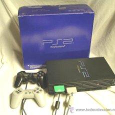 Videojuegos y Consolas: PLAYSTATION 2, TARGETA MEMORIA, 2 MANDOS. Lote 32440510