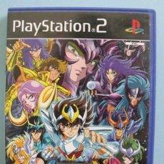 Videojuegos y Consolas: JUEGO PS2 LOS CABALLEROS DEL ZODIACO, THE HADES - PLAYSTATION 2. Lote 32682158