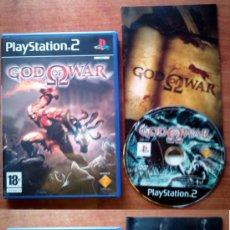 Videojuegos y Consolas: GOD OF WAR 1 Y 2 - PLAYSTATION 2 - PAL ESPAÑA. Lote 33252603