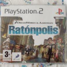 Videojuegos y Consolas: RATONPOLIS. JUEGO PROMOCIONAL COMPLETO PARA PS2. EN . EN ESPAÑOL.. Lote 33271092