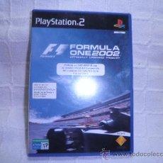 Videojuegos y Consolas: PS2 FORMULA ONE 2002. Lote 34016348