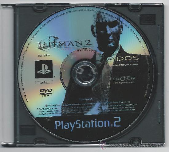 4180-PLAYSTATION 2 -HITMAN 2- SILENT ASSASSIN (Juguetes - Videojuegos y Consolas - Sony - PS2)