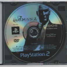 Videojuegos y Consolas: 4180-PLAYSTATION 2 -HITMAN 2- SILENT ASSASSIN. Lote 34079056