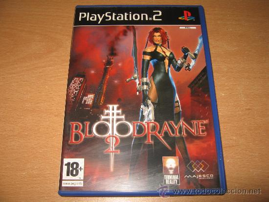 Bloodrayne 2 Ps2 Pal Espana Completo Blood Rayn Sold Through