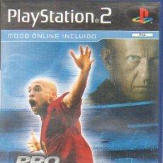 Videojuegos y Consolas: PRO EVOLUTION SOCCER 5 - PLAY STATION 2 - PS2 - MANUAL Y TEXTOS EN CASTELLANO RF/VDJ-001. Lote 34742848