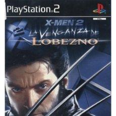 Videojuegos y Consolas: PS2 X-MEN 2 LA VENGANZA DE LOBEZNO PAL ESPAÑA (5A). Lote 35947847