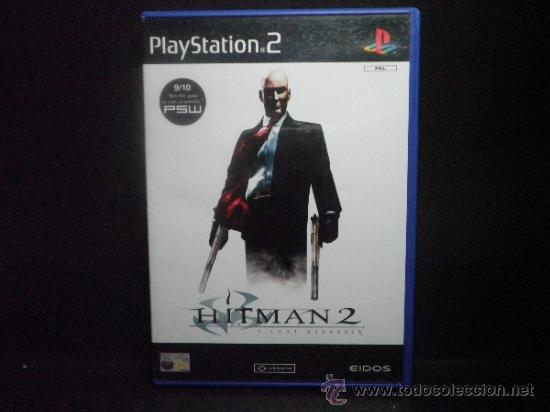 PS2 HITMAN 2 SILENT ASSASSIN (Juguetes - Videojuegos y Consolas - Sony - PS2)