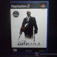 Videojuegos y Consolas: PS2 HITMAN 2 SILENT ASSASSIN. Lote 36323550
