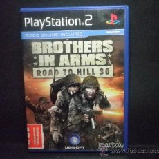 Videojuegos y Consolas: PS2 BROTHERS IN ARMS : ROAD TO HILL 30. Lote 36323688