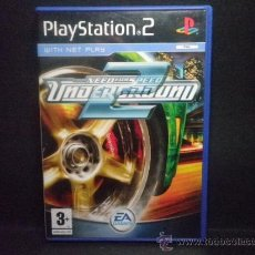 Videojuegos y Consolas: PS2 NEED FOR SPEED UNDERGROUND 2. Lote 50890760