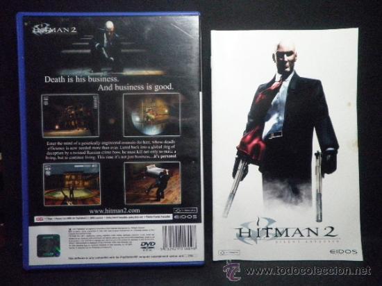 Videojuegos y Consolas: PS2 HITMAN 2 SILENT ASSASSIN - Foto 2 - 36323550