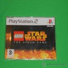 Videojuegos y Consolas: LEGO STAR WARS ( THE VIDEO GAME ) - PS2 - PAL ESPAÑA - PROMOCIONAL. Lote 36544394