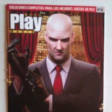 Videojuegos y Consolas: GUIA REVISTA PLAY2MANIA - HITMAN BLOOD MONEY - PLAYSTATION 2 - . Lote 38774777