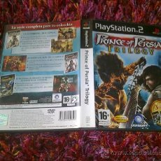 Videojuegos y Consolas: PS2 PLAY STATION 2 PRINCE OF PERSIA TRILOGY PAL ESP. Lote 36709611
