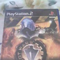 Videojuegos y Consolas: ROBOT WARS: ARENAS OF DESTRUCTION FOR SONY PLAYSTATION 2. Lote 36911397