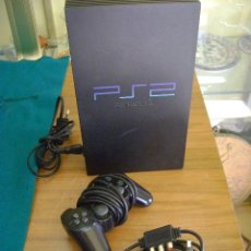 Videojuegos y Consolas: CONSOLA PLAYSTATION 2 SISTEMA PAL CON MANDO. FUNCIONANDO. Lote 38866563