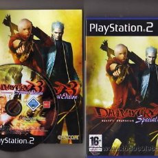 Videojuegos y Consolas: DEVIL MAY CRY 3 SPECIAL EDITION. Lote 38997780