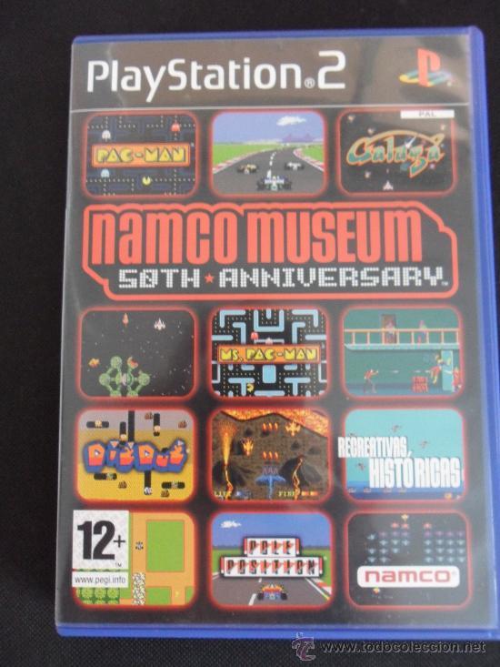 Namco Museum 50 Aniversario Formato Pal 14 Jue Comprar
