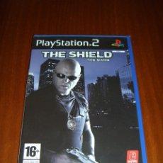 Videojuegos y Consolas: THE SHIELD - PS2 - AL MARGEN DE LA LEY - NUEVO Y SELLADO - VERSIÓN ESPAÑA. Lote 39408049