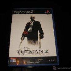 Videojuegos y Consolas: HITMAN 2 SILENT ASSASSIN PS2 PAL ESPAÑA COMPLETO. Lote 39476286