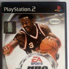 Videojuegos y Consolas: JUEGO PLAYSTATION 2 - NBA LIVE 2002. Lote 51668375
