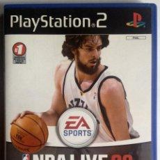 Videojuegos y Consolas: JUEGO PLAYSTATION 2 - NBA LIVE 08. Lote 39992303
