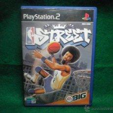 Videojuegos y Consolas: NBA STREET - PS2 - PLAYSTATION 2. Lote 40777598
